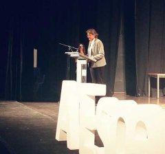 'Las bordadoras de fuego', de la compañía Kbza, primer premio del VII Certamen de Teatro 'Mayores a Escena'