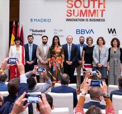 Villacís asegura que South Summit sitúa a Madrid como capital internacional de la innovación y el talento