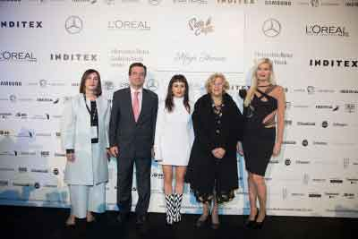 Madrid Capital de Moda retransmite en directo la pasarela de Mercedes-Benz Fashion Week